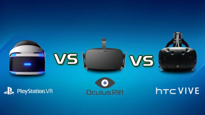 VR eszközök összehasonlítása