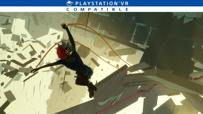Bound PlayStation VR Compatible