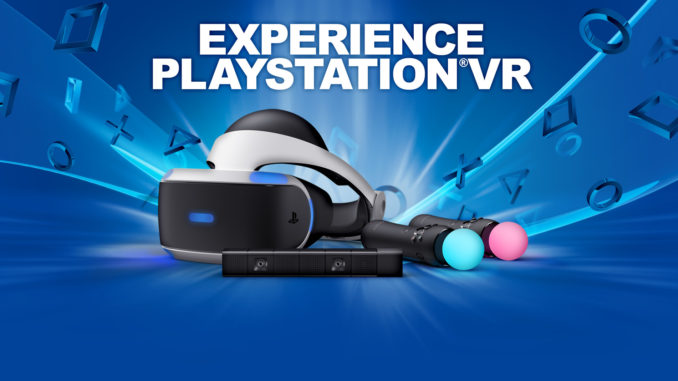 PlayStation VR tools