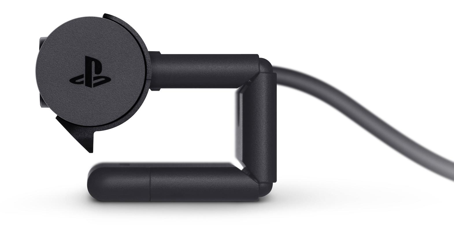PlayStation Camera 2.0 oldalról