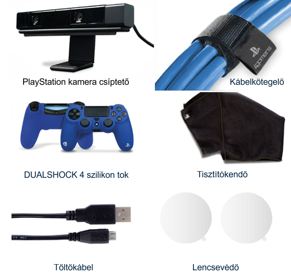 PlayStation VR starter kit