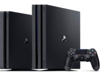 PlayStation 4 pro és slim