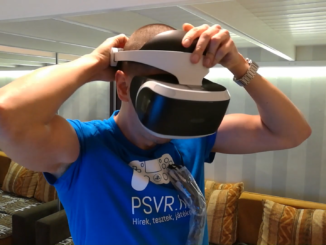 PlayStation VR unboxing