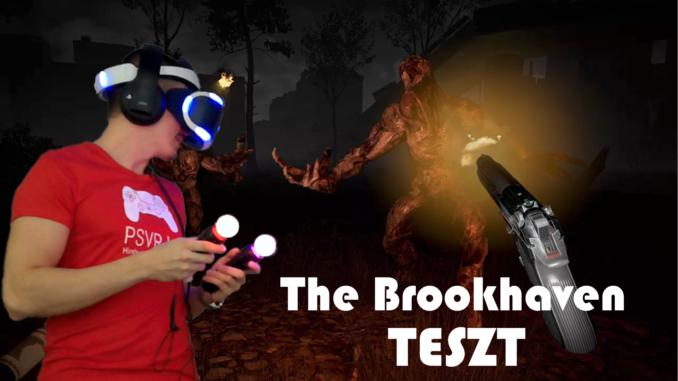 the brookhaven experiment teszt