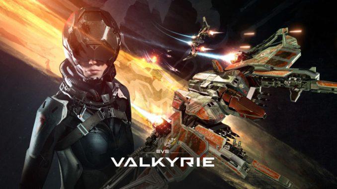 EVE Valkyrie PSVR teszt