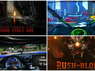 PSVR játékok