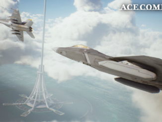 Ace Combat 7 PSVR
