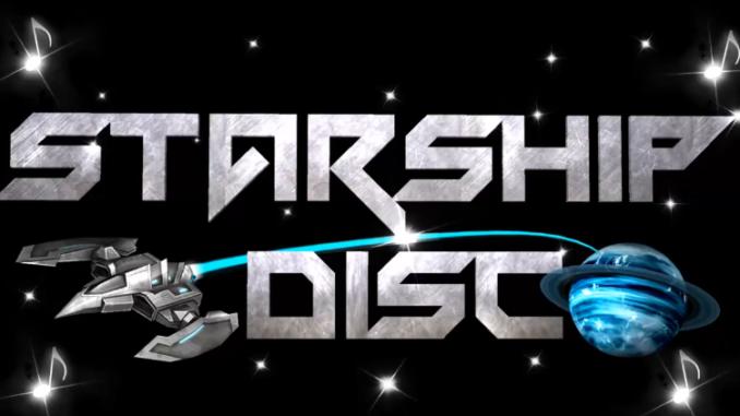 starship disco psvr