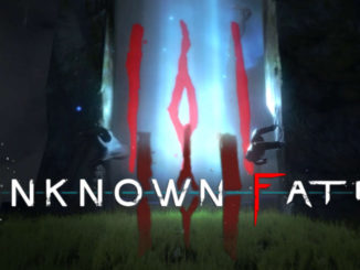Unknown fate psvr