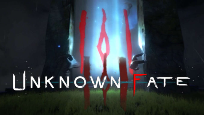 Unknown fate psvr