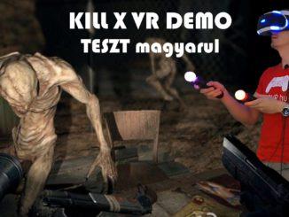 kill x demo psvr