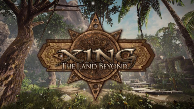 Xing The Land Beyond PSVR