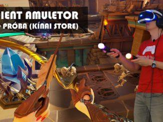 Ancient Amuletor PSVR