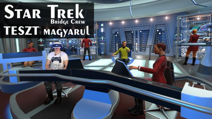 star trek bridge crew psvr