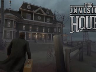 the invisible hours psvr