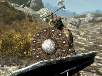 The Elder Scrolls V: Skyrim VR PSVR