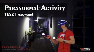 paranormal activity psvr
