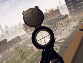 The Perfect Sniper PSVR