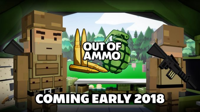 Out of Ammo PSVR