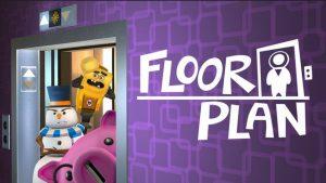 floor plan psvr