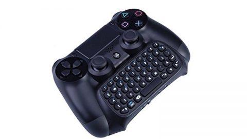 ds4 keyboard