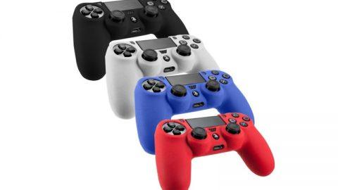 PlayStation DS4 szilikon