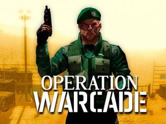 operation warcade psvr