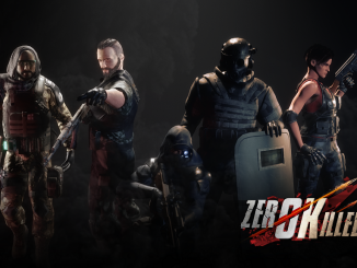 Zero Killed PSVR