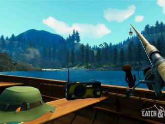 Catch and Release PSVR