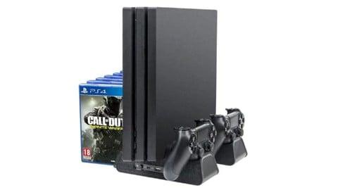 PS4 hűtő állvány