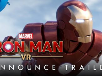 iron man psvr