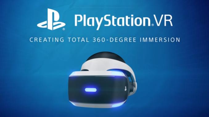PlayStation VR fejlesztői napló