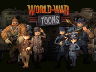 World war toons PSVR