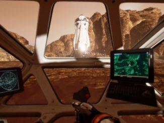 Mars mentőexpedíció VR élmény