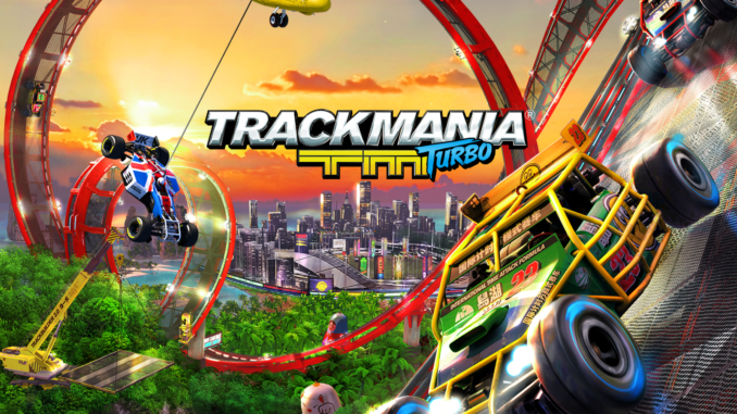 TrackMania Turbo PSVR