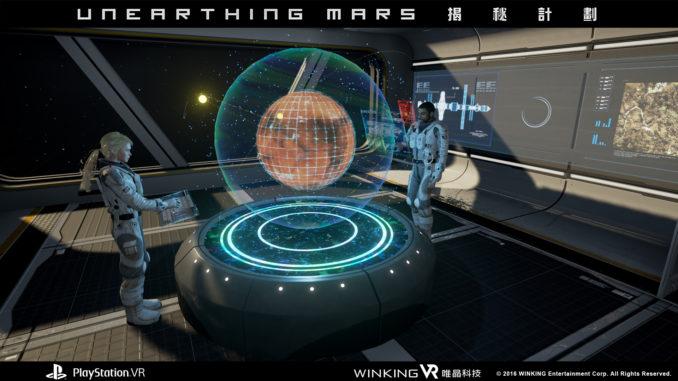 Unearthing Mars PSVR