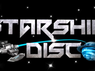 starship disco psvr