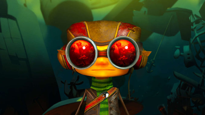 psychonauts the rhombus of ruins psvr