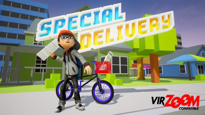 special delivery psvr