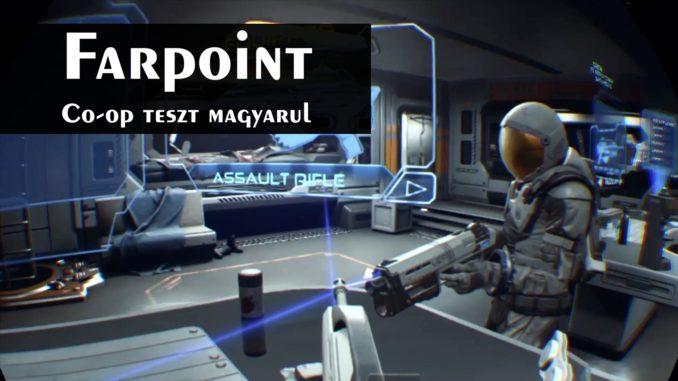 Farpoint multiplayer