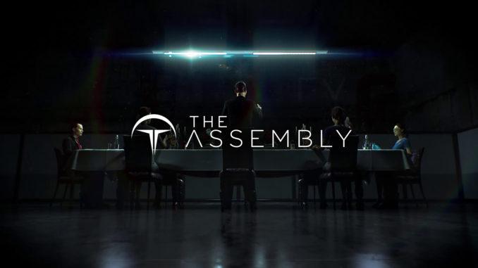 the assembly psvr teszt