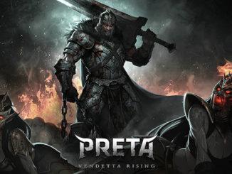 Preta Vendetta Rising PSVR