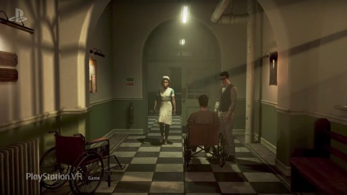 The Inpatient PSVR
