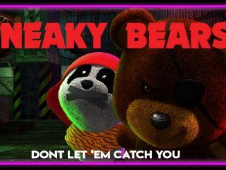 sneaky bears psvr