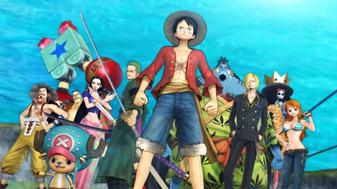 one piece grand cruise psvr