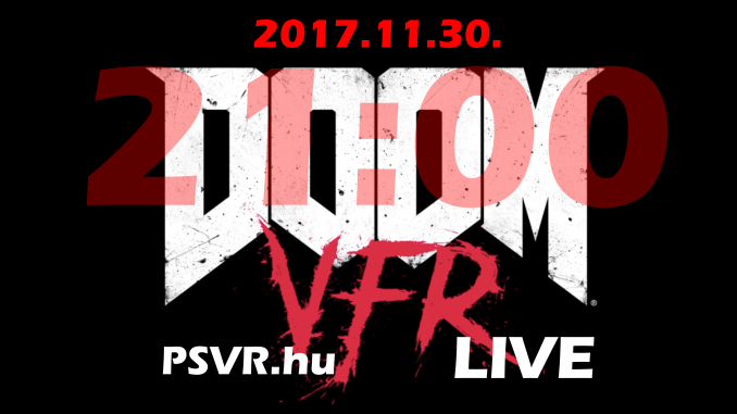 Doom-VFR-live