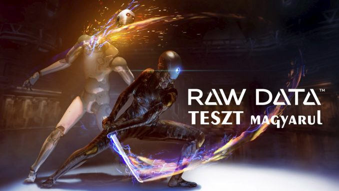 raw data psvr teszt