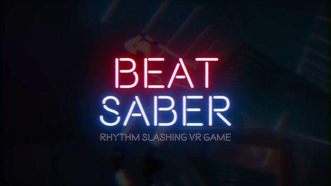 beat saber psvr