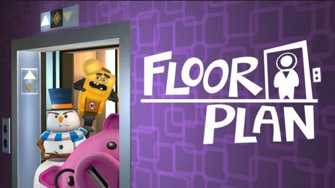 floor plan psvr