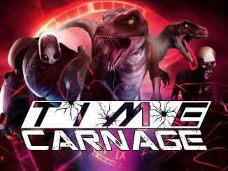 time carnage psvr